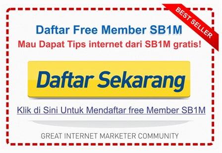daftar free member