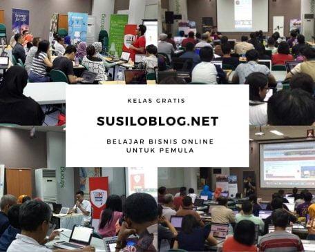 belajar bisnis online gratis bagi pemula