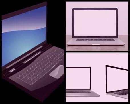 laptop tidak mau nyala lampu indikator berkedip